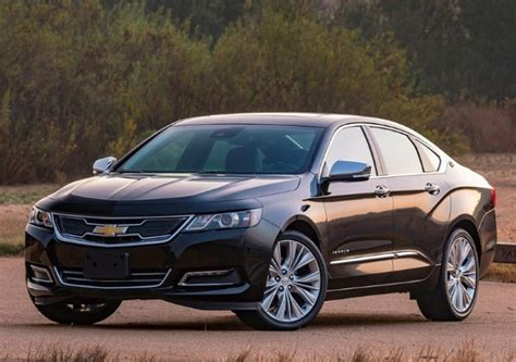 2020 Chevrolet Impala Redesign by 2020 Chevy Impala Ltz Redesign Specs Changes Release