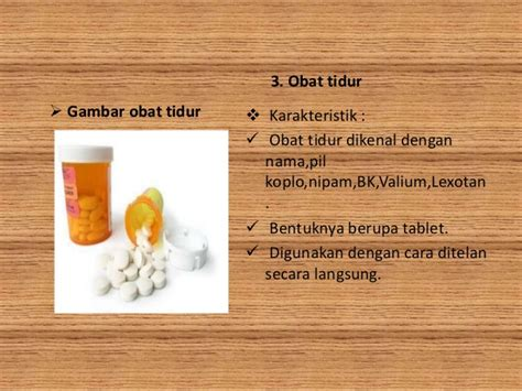 Obat Tidur Valium identifikasi bahaya jenis jenis dan penggolongan narkoba2