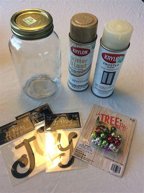 diy decorations candle jars diy jar luminaria the budget decorator