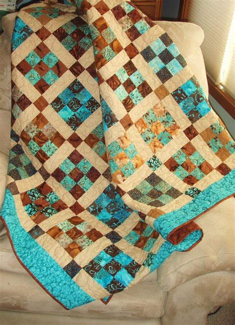 Teal Patchwork Quilt - 25 best ideas about teal quilt on