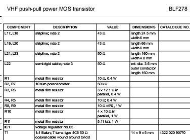 harga transistor rd70hvf1 harga transistor blf 278 28 images cari transistor 2sc2782 2sc2694 2sc1946a 2sc2053 rd70hvf1