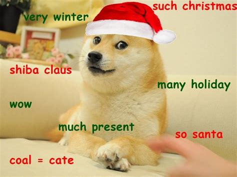 Christmas Doge Meme - friday fun with the doge meme pros write