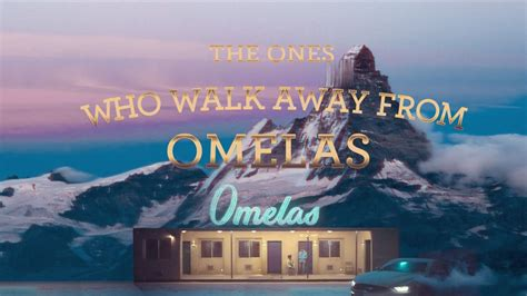 The Ones Who Walk Away From Omelas And Other Stories Omelas bts the ones who walk away from omelas a story