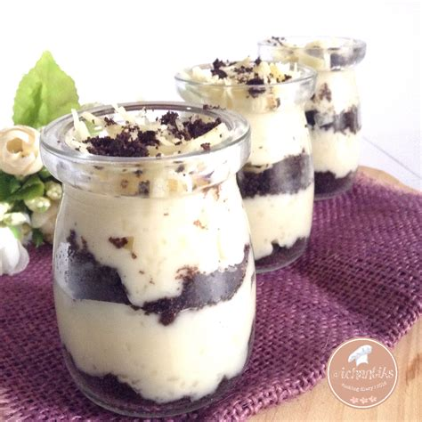 video cara membuat cheese cake lumer resep cheese cake lumer oreo cerita mami kenzie