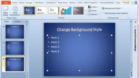 cambiar el fondo de powerpoint plantillas power point cambiar el estilo de fondo de presentaciones powerpoint