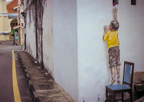 design art penang 30 awe inspiring graffiti street art paintings from