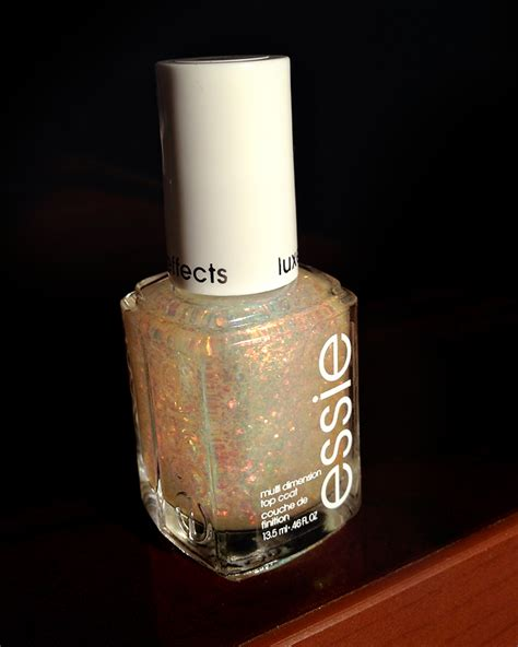 Pedicure Bandit Brought To Justice by Opinions Essie Luxeffects Shine Of The Times Brownie