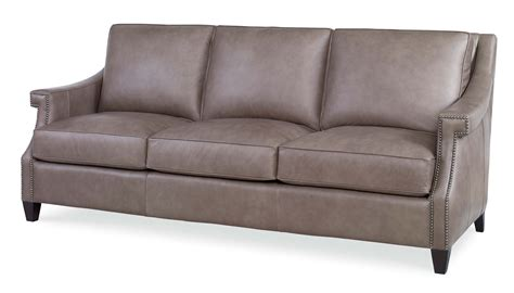 transitional leather sofa transitional leather sofa 3 3