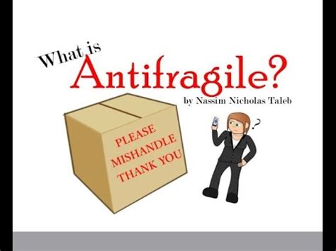 antifragile things that gain 1846141567 antifragile things that gain from disorder by nassim nicholas taleb animated book summary