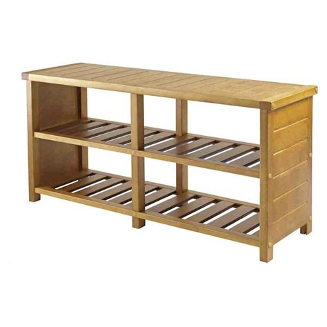 horseshoe bench storage bench for shoes home furniture design