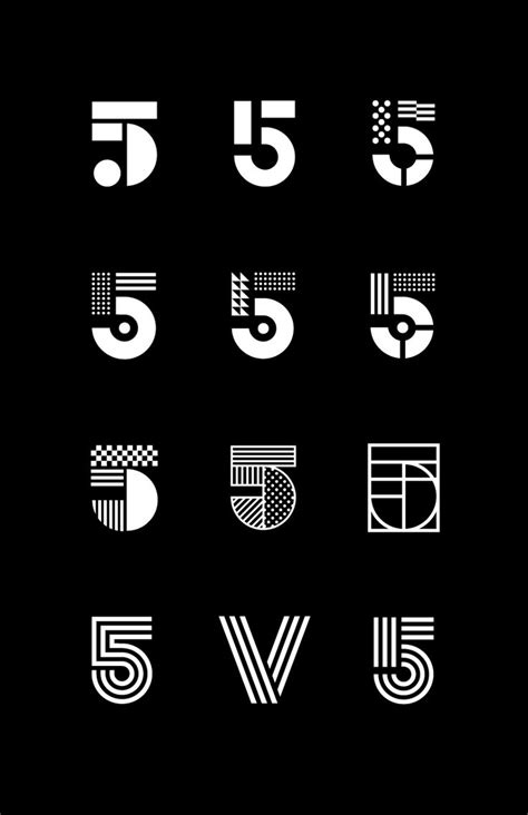 typography numbers design 25 best ideas about s logo on logo design uk