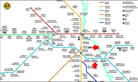 delhi metro map delhi metro fare delhi metro route flickr