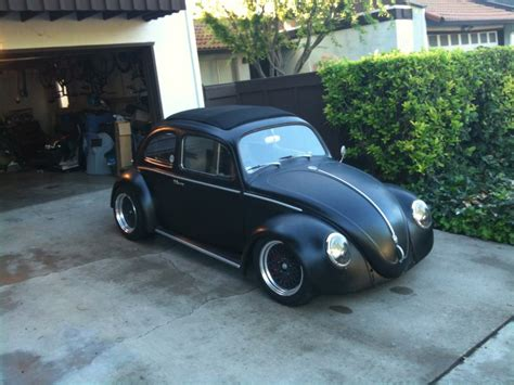 bug subaru 1958 ragtop bug with turbo ej22 subaru power