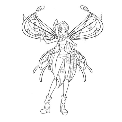 winx club believix coloring pages winx club sophix coloring pages coloring pages