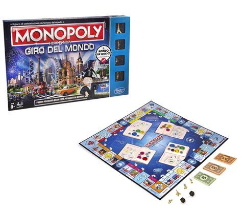 giochi da tavolo monopoli in vendita il monopoly giro mondo con le 22 citt 224 pi 249