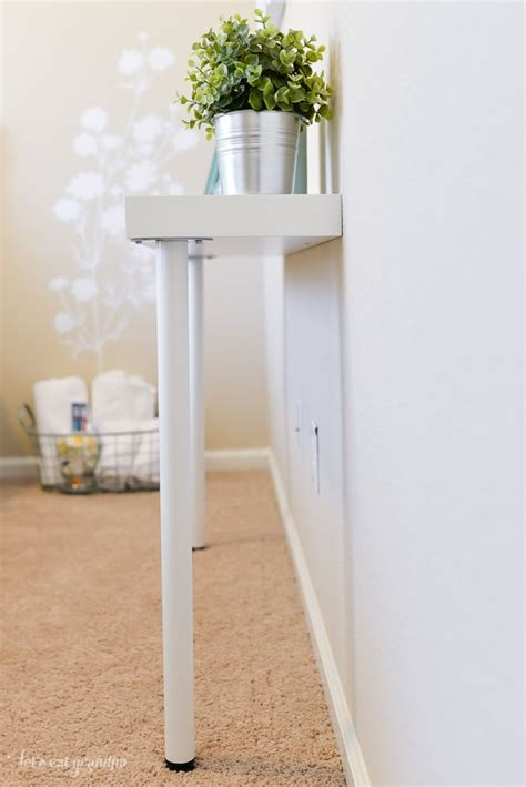 ikea lack console table 25 best ideas about ikea console table on