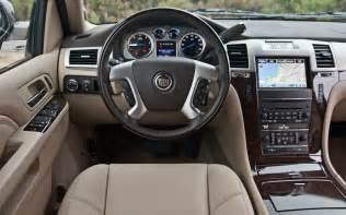 2014 Cadillac Escalade Interior 2014 Cadillac Escalade Platinum Interior Apps Directories