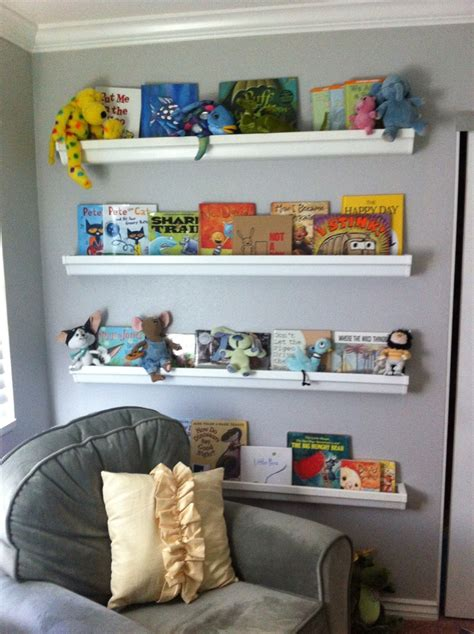 gutter bookshelves declan s cool stuff