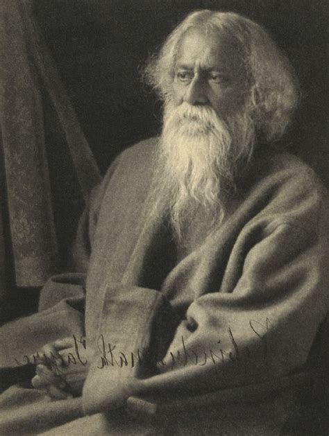 rabindranath tagore biography in english with photo rabindranath tagore quotes in spanish quotesgram
