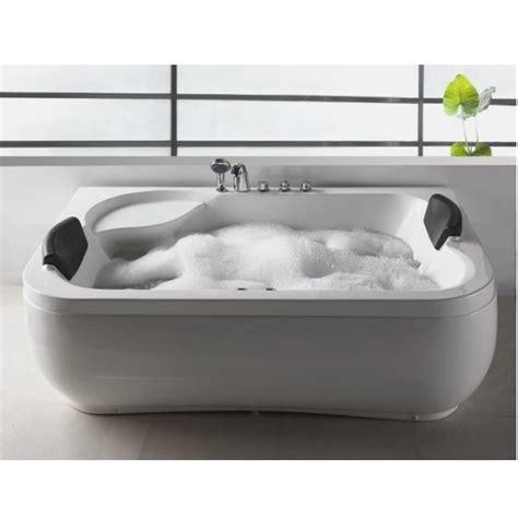 vasca idromassaggio per due vasca idromassaggio 183x115cm a 12 idrogetti per 2 persone vi