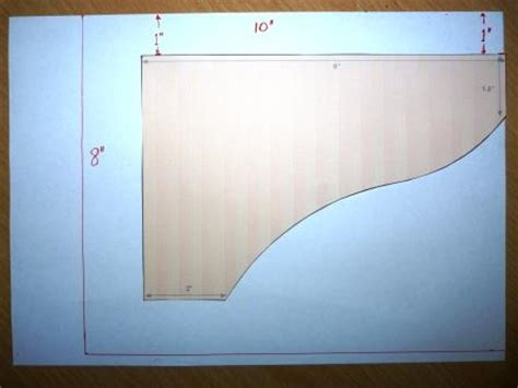Rafter Tail Template Modifications Pergola Rafter Tails Templates