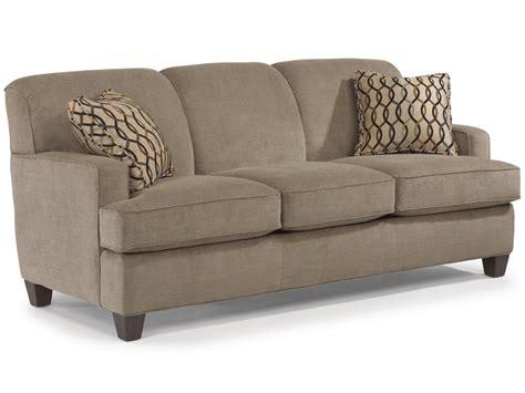 sofa information flexsteel living room fabric sofa 5641 31 carol house