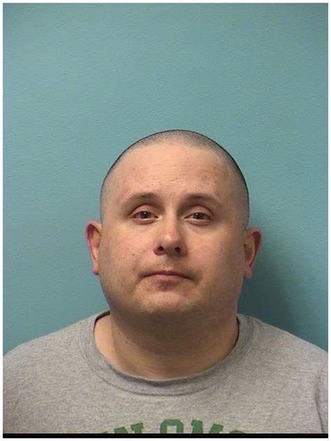 St Cloud Arrest Records Brian William Lindgren Inmate 120735 Stearns County