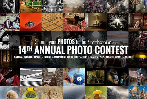 Hosting Photo Contest by Submit To The 14th Annual Smithsonian Photo Contest