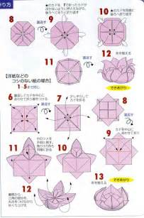 How To Make An Easy Origami Lotus Flower Origami Lotus Flower Easy Origami