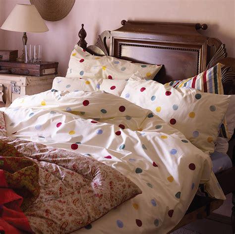 Polka Dot Duvet Set polka dot luxury duvet set by fifty one percent notonthehighstreet