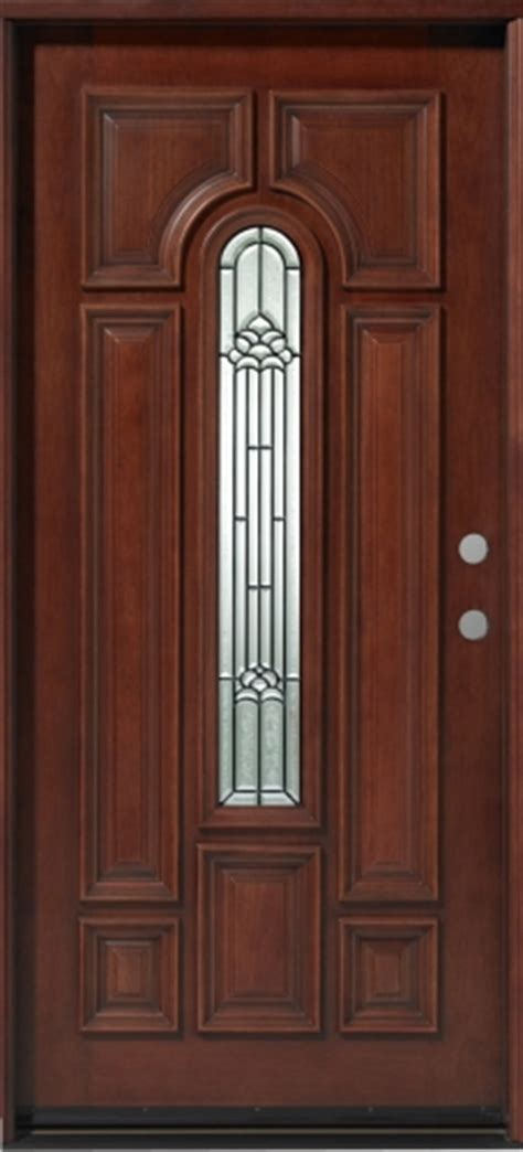36 exterior door solid wood mahogany 36 quot pre hung exterior door