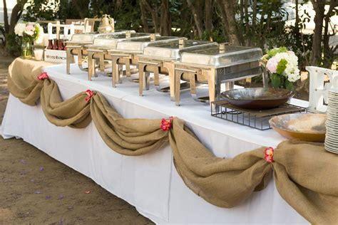 how to set a buffet table with chafing dishes how to set a buffet table gallery bar height dining