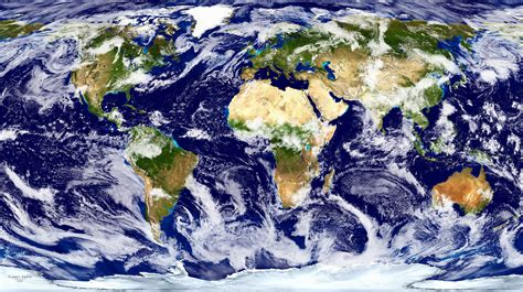 map of the world satellite planet earth satellite imagery of the world w cloud cover