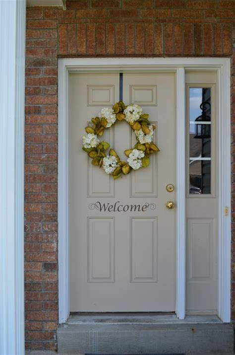 Welcome Sign For Front Door Uppercase Living Welcome Sign Front Door Uppercaseliving Welcome Uppercase Living