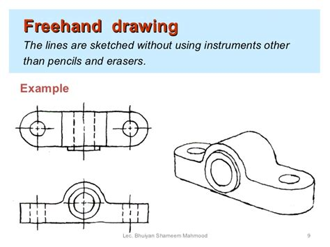 drafting free engineering drawing