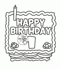 happy birthday grandpa coloring page  kids holiday