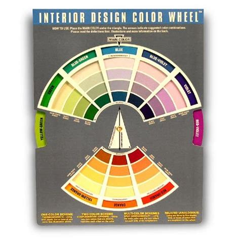 color wheel interior design interior design color wheel interior designer