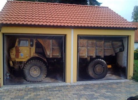 3d Aufkleber Garage by 3d Aufkleber Fuer Garage Garage Unkenntlich Gemacht