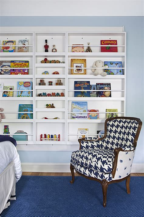 bookcase contemporary boy s room mona ross
