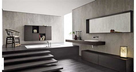 arredamento moderno bagno un bagno moderno con vasca a incasso acheo design