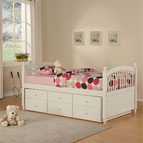 girls platform bed mabel girl s storage platform bed