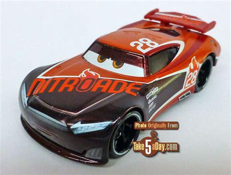 Cars 3 Tim Treadless mattel disney pixar cars 3 tim treadless nitroade take