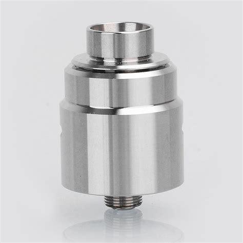 Entheon Rda Sxk Cap Sxk Paket Rda Cap sxk entheon style rda silver ss 22mm bf rebuildable