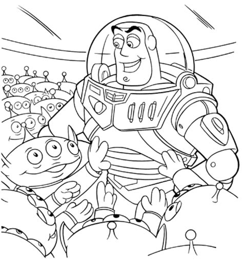 buzz lightyear coloring pages to print az coloring pages