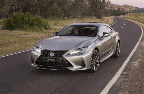 Lexus Is F Sport 2019 by 2019 Lexus Rc350 F Sport Review Car Review Central