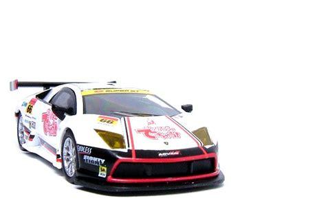 Kyoso Lamborghini Murcielago R Gt miniaturecardays 京商ランボルギーニミニカーコレクション3 ムルシエラゴr gt