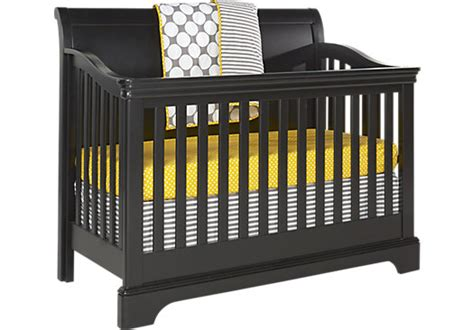 black convertible cribs black cribs for babies black crib sets