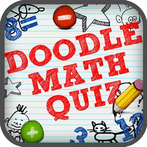 doodle maths sign up doodle math quiz kindle tablet edition