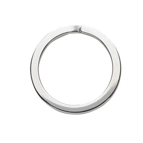 flat split key ring np 1 1 4 inch 33mm