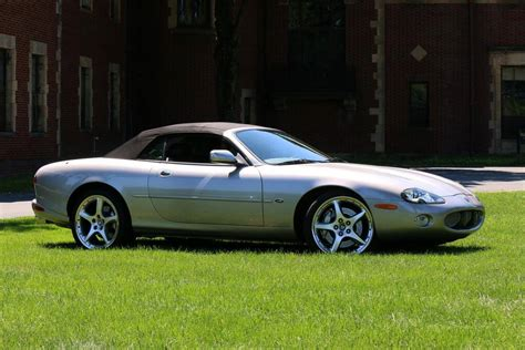 jaguar silverstone 2001 jaguar xkr silverstone silverstone for sale 1863583